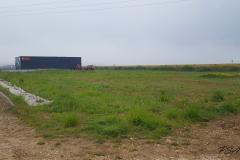 Terrain PSAV avant construction